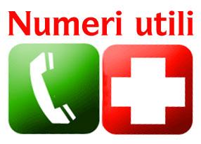 Numeri Utili-tuscania