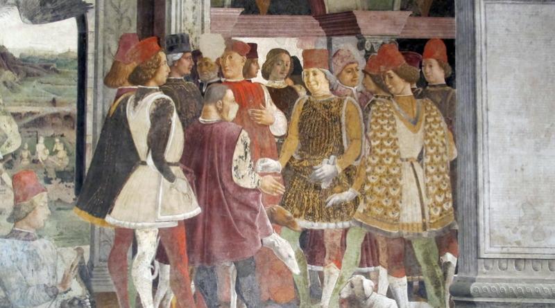 Storia della città - Immagini dell'epoca - tuscaniainfo.it